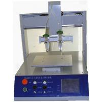 Quality Full Automatic Glue Dispensing Machine 500mm/Sec With LCD Touch Panel Display for sale