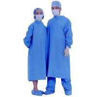 Buy cheap Sell Disposable CPE Isolation Gown sales1@ticare.net from wholesalers