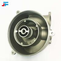 China Jeefly aluminum die casting 5.7*12.1cm ,337.0g no surface treatment gas stove burner for sale