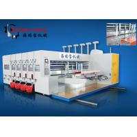 Wholesale Automatic Flexo Printer Slotter Machine For Carton Box Making from china suppliers