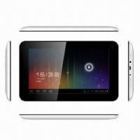 Wholesale 7-inch Tablet PC with 3G, Allwinner A13 solution, 512MB DDR3 from china suppliers