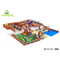 Wholesale Huge Children Indoor Playground Family Fun Play Area / Kids Play Equipment from china suppliers