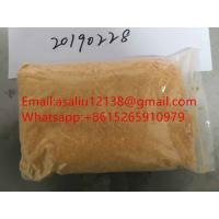 China 5F-MDMB-2201 Powder Legal Noids Supplier Research Chemical Powders Pharmaceutical Raw Materials yellow for sale