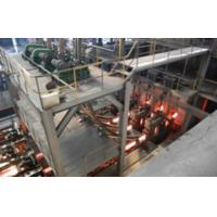 Buy cheap Double Strand Billet Continuous Casting Machine Automatic For 80x80 Steel Billets from Wholesalers