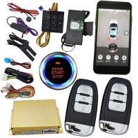 Buy cheap Remote Car Starter Iphone Smartphone Car Alarm , Start Your Car With Your Phone from wholesalers
