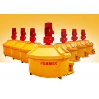China PMC1500 55kw Counter Current Mixer Concrete Batch Mixer Quick Mixing for sale