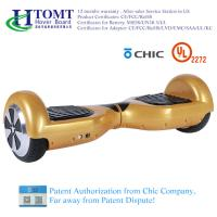 Wholesale Intelligent Hoverboard Smart Balance Wheel Self Balancing Electric Scooter with Chic License from china suppliers