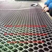 Wholesale diamond expanded metal panel for dock leveler loading ramp bridge from china suppliers