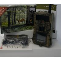 Wholesale Email / GPRS / GSM Game Camera , Action Infrared Hunting Camera SMS Inversion Control from china suppliers