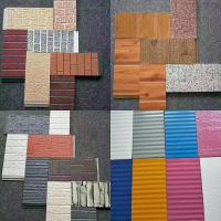 China Fire Resistant Heat Insulation Metal Wall Panels Environmental Protection for sale