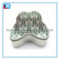 Wholesale Cookie Tin Can /Metal Cookie Packing Box from china suppliers