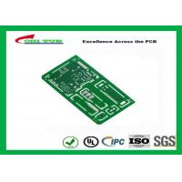Quality Double Side PCB with 7 Different Types Board in One Panel , Immersion Tin PCB for sale