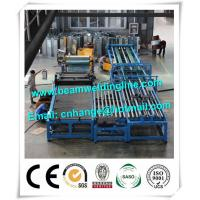 Buy cheap Automatic HVAC Duct Manufacturing Line , Wind Tower Production Line Make Heating from wholesalers