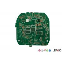 Wholesale 94V0 Integrated Industrial PCB Circuit Board Manufacturing With Green Solder Mask from china suppliers