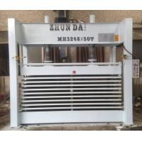 Quality Multi Layer Hydraulic Cold Press Machine For Boards / Plastics 200T Max. Pressure for sale