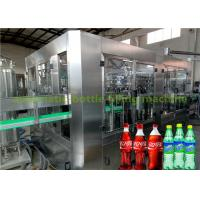 Wholesale Gas Water Soft Drink Redbull Bottle Filling Machine For Carbonated Beverage Plant from china suppliers