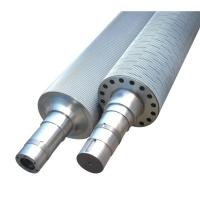 Wholesale A C B E F G Flute Hard Chrome Corrugated Roller from china suppliers