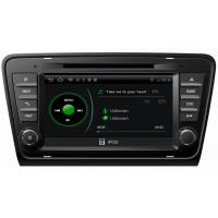 Quality Ouchuangbo Car Radio Player Skoda Octavia 2013 GPS Navi Multimedia S150 Android 4.0 for sale