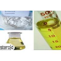Buy cheap Male Enhancement Raw Boldenone Steroids Powder Boldenone Cypionate CAS 106505-90 from wholesalers