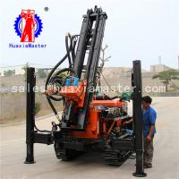 Wholesale FY-180 crawler pneumatic drill truck small pneumatic well rig primary source down-the-hole flexible and efficient drill from china suppliers