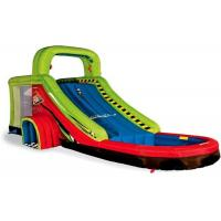 Wholesale Durable Children Inflatable Water Slides , Inflatable Water Park Slide from china suppliers