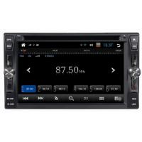 Wholesale Ouchuangbo car DVD multimedia gps radio android 4.2 OS suport 4 core 1024*600 HD screen from china suppliers