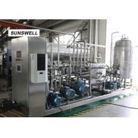 Wholesale Adjustment Ratio Carbonated Filling Machine  Used In Beverage Making Production Line from china suppliers