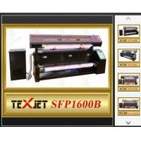 China Epson DX5 Dye Sublimation Photo Fabric Printer 1.6M ,1440dpi on sale