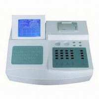Wholesale Blood Coagulation Analyzer with Power-off Protection, Measures 490 x 435 x 280mm from china suppliers