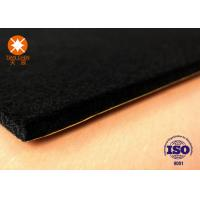 Quality Self Adhesive Roof High Temp Felt with Black Needle Punched Nonwoven Backing for sale
