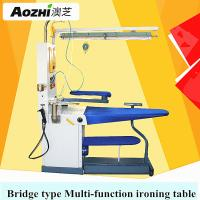 Buy cheap Laundry multi function ironing table YTQ YTT series laundry vacuum table steam ironing device from wholesalers