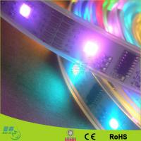 China Bright Waterproof Ip67 / Ip68 LED Ribbon Tape Light Of Cold White 5500k - 6500k for sale