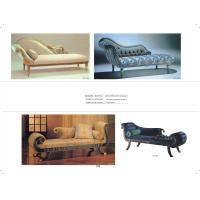Wholesale Hotel Furniture,Classical Chaise Lounge Sofa from china suppliers
