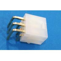 Wholesale Conn 6pos Header Connector With Plastic Post Dual Row Gold Plated from china suppliers