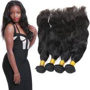 Wholesale 8A Natural Wave Virgin Hair , Natural Human Hair Curly Weave No Shedding from china suppliers
