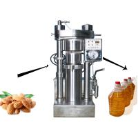 China Avocado Hydraulic Oil Extraction Machine With Iso / Ce Certification for sale