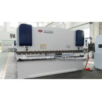 Buy cheap Economy Steel Sheet Bending Machine NC Press Brake 125T /4000 Folding Machine from Wholesalers