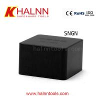 Heavy interrupted turning Gear with Halnn Solid CBN insert BN-S20 SNMN120712 for sale