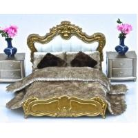 Buy cheap European style bed----scale model bed ,model furniture, architectural model materials from wholesalers