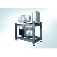 China Power Plant Vacuum Suction Vacuum Pump Unit Two Stages High Pumping Speed on sale