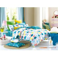 Wholesale Queen / King Size Polyester Girls Bedroom Bed Sets Environmental Friendly Disperse Printing from china suppliers