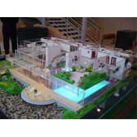 China Fancy Interior Architecture Model 1 / 25 Scale With Internal Furniture for sale