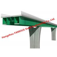 Wholesale Q460 Structural Modular Steel Box Girder Bridge With Fast Installation from china suppliers