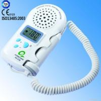 China Fetal Baby Heartbeat Monitor Doppler on sale