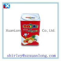 Wholesale Good Price Samll Square Candy Tin Box Wholesale from china suppliers