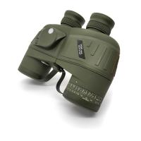 Wholesale 10x50 Waterproof Binoculars With Internal Rangefinder Directional Compass from china suppliers