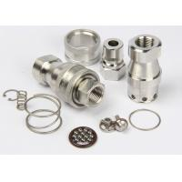 Wholesale Female Thread Hydraulic Quick Connect Couplings , Stainless Steel Quick Release Couplings from china suppliers