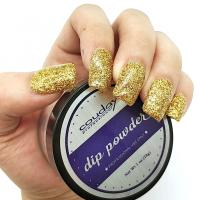 Wholesale air dry without lamp curing 1oz night glow powder acrylic nail dipping powder nails system from china suppliers