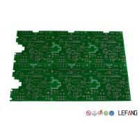 Wholesale Durable 2 Layers LF HASL Heavy Copper PCB Manufacturing UL Approved from china suppliers