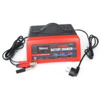 Quality 12V Lead Acid Car Battery Charger , 2A / 10A / 50A Battery Maintainer for sale